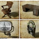 Perabot Bioshock Objects