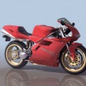 Ducati 916 Motorbike