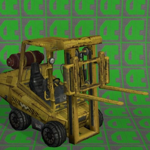 Download Freebies 3d Free Forklift 3d Model Free Free