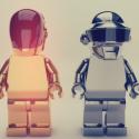 Daft Punk Lego Karakteri