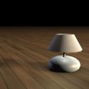Bed Lamp 3d Model Free