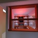 Bar Counter Interior Scene