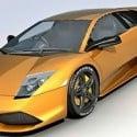 Kereta Lamborghini Murcielago