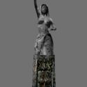 Rebirth Dining Room Statue Free 3d Model