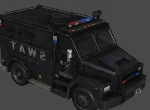 Van Swat Car
