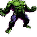 Cartoon Hulk