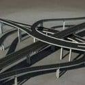 Street Junction (road) Free 3d Model