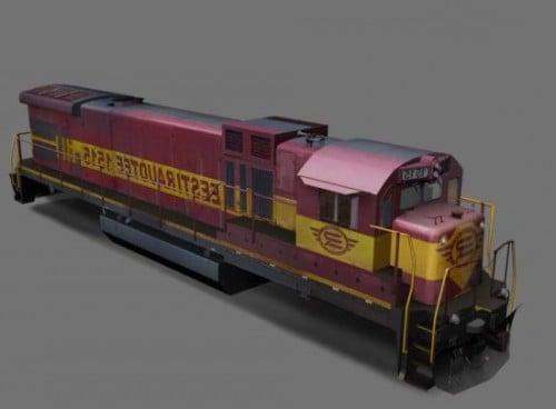 Tren locomotor C36