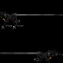 Blade Wolf Robots