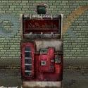 Pop Machine Nuka Cola Free 3d Model