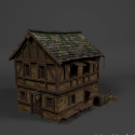 Medieval House Building