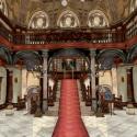 Re Spencer Mansion Hall Free 3d Model