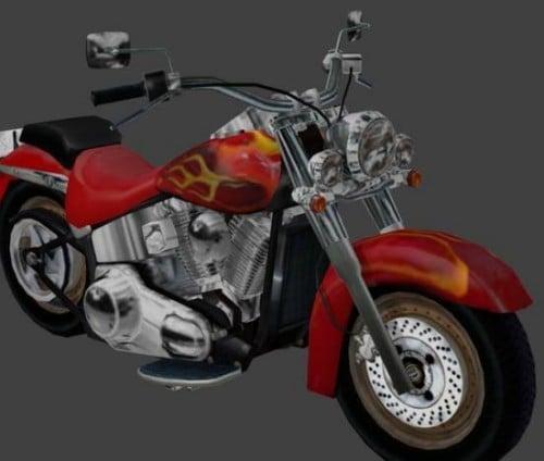 Harley Davidson -moottori