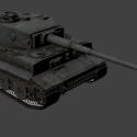 Tigre eu tanque
