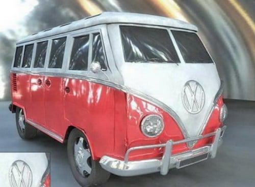 Autobús de Volkswagen
