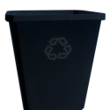 Trash Bin Free 3d Model