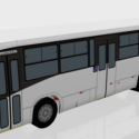 Marcopolo Senior Midi Free 3d Model