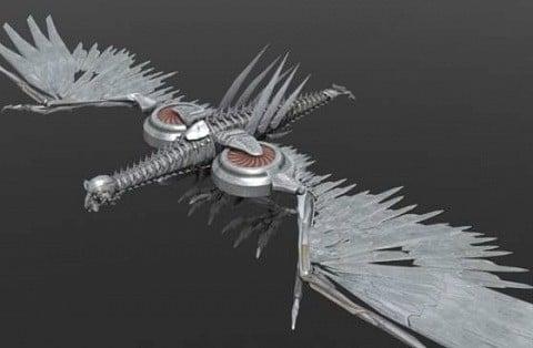 Robot Laserbeak