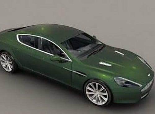 Aston Martin Rapide Car