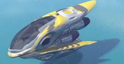 سفينة الفضاء المدارية