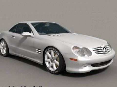 Mercedes Benz Sl500 Coche