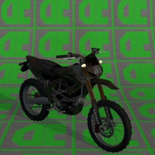 Bike Free 3d Model ID7749 - Free Download ( obj,  mtl) - Open3dModel