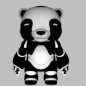 Jax Panda Robot 3d Model
