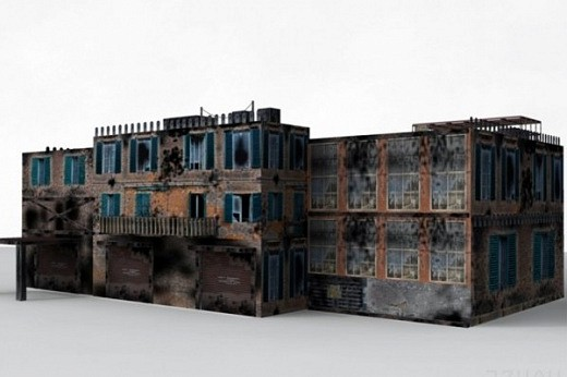 Old House Blocks