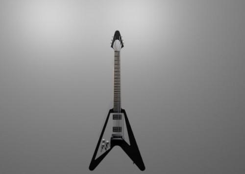 Guitarra Rock Clásica