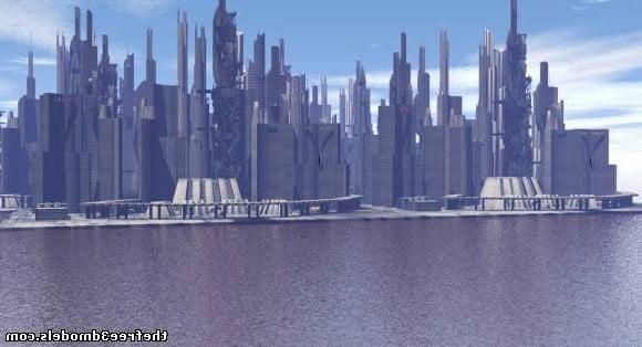 Ciudad de la fantasía