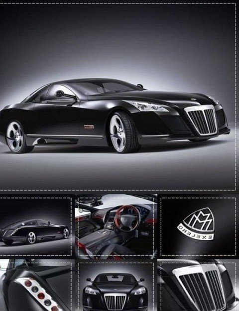 Maybach Exelero Car