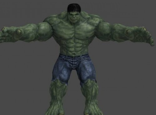 Hulk Character