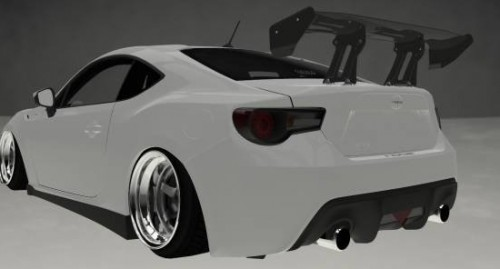 Scion Frs 2013 Car
