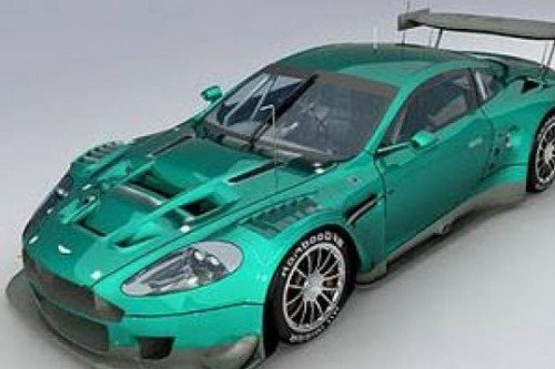Aston Martin Dbr9 Car