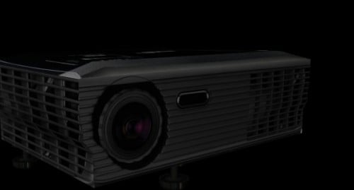 Optoma Projector 3d Model Free 3D Model Free (3ds, Obj