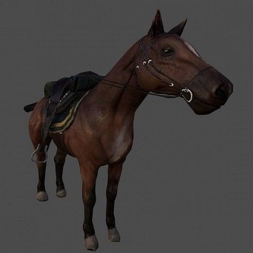 Saksalainen hevonen