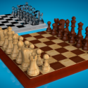 Chess Game Set 3d Model Free