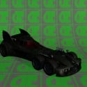 Movie Batmobile Car