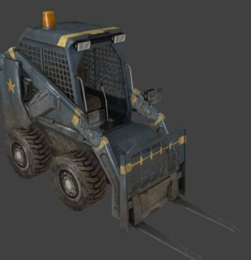 Download Freebies 3d Free Forklift Free 3d Model Free