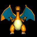 Charizard Dragon Free 3d Model