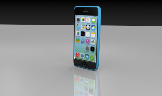 New Iphone 5c