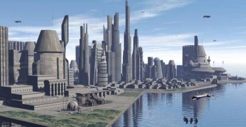 Tulevaisuuden kaupunkikuva
