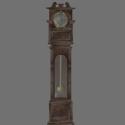 Vintage Western Clock Tower