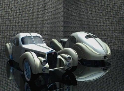 بوجاتي 1938 سيارة