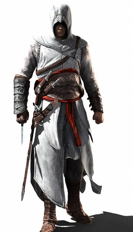 Altair Assassin Creed Character