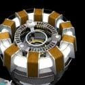 الرجل الحديدي مفاعل القوس