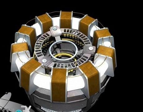 Iron Man -kaarireaktori