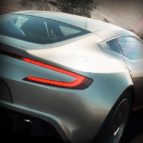 Aston Martin One Super Car