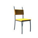Simple Chair Free 3d Model
