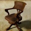 Retro Western Chair